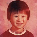Adam Crapser as a Child born in South Korea