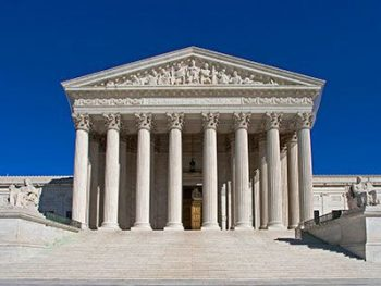 Picture of the United States Supreme Court